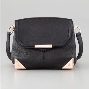Alexander Wang Marion Crossbody Bag Black/RoseGold